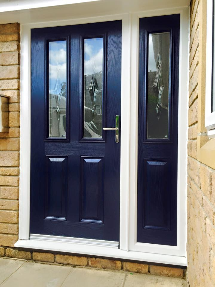 Composite doors safe glass reinforced plastic rbright for Composite windows