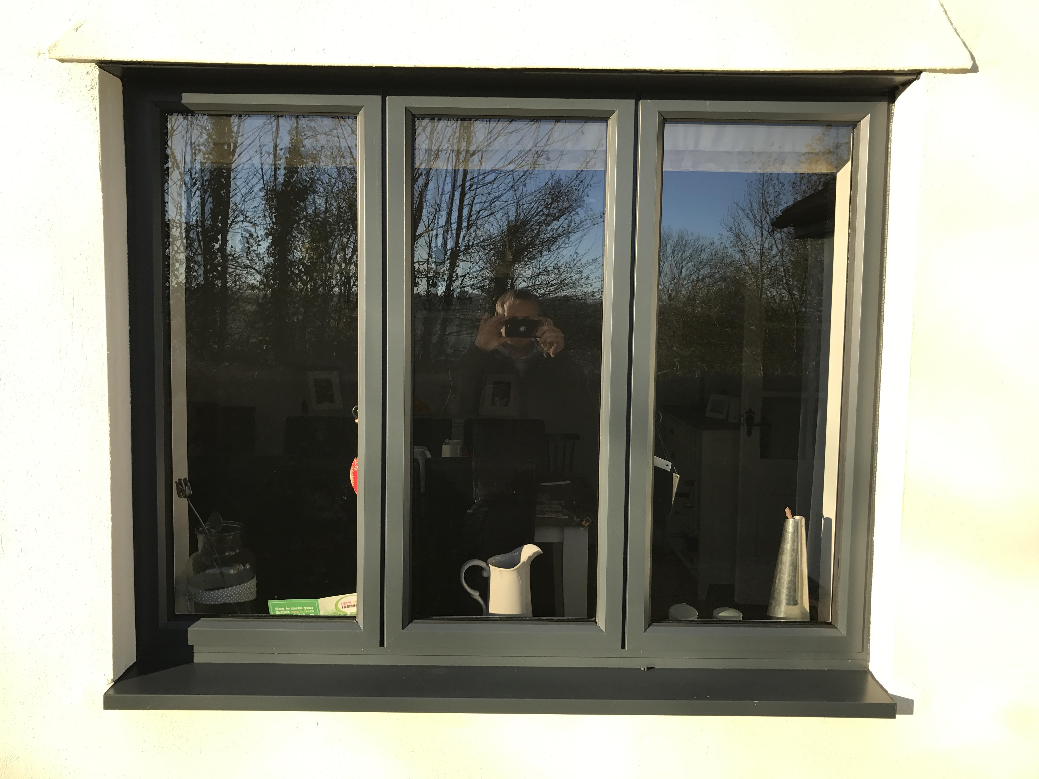 Aluminium Double Glazed Windows Rbright Windows