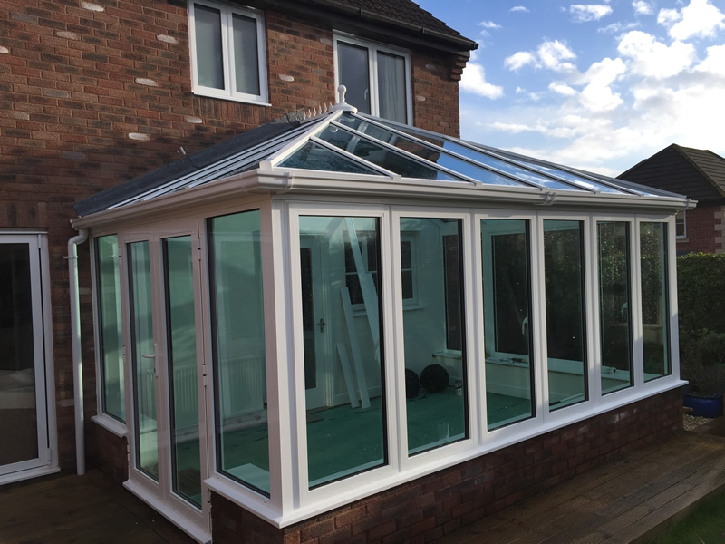 Aluminium Conservatories Amp Roofs In Somerset Rbright Windows