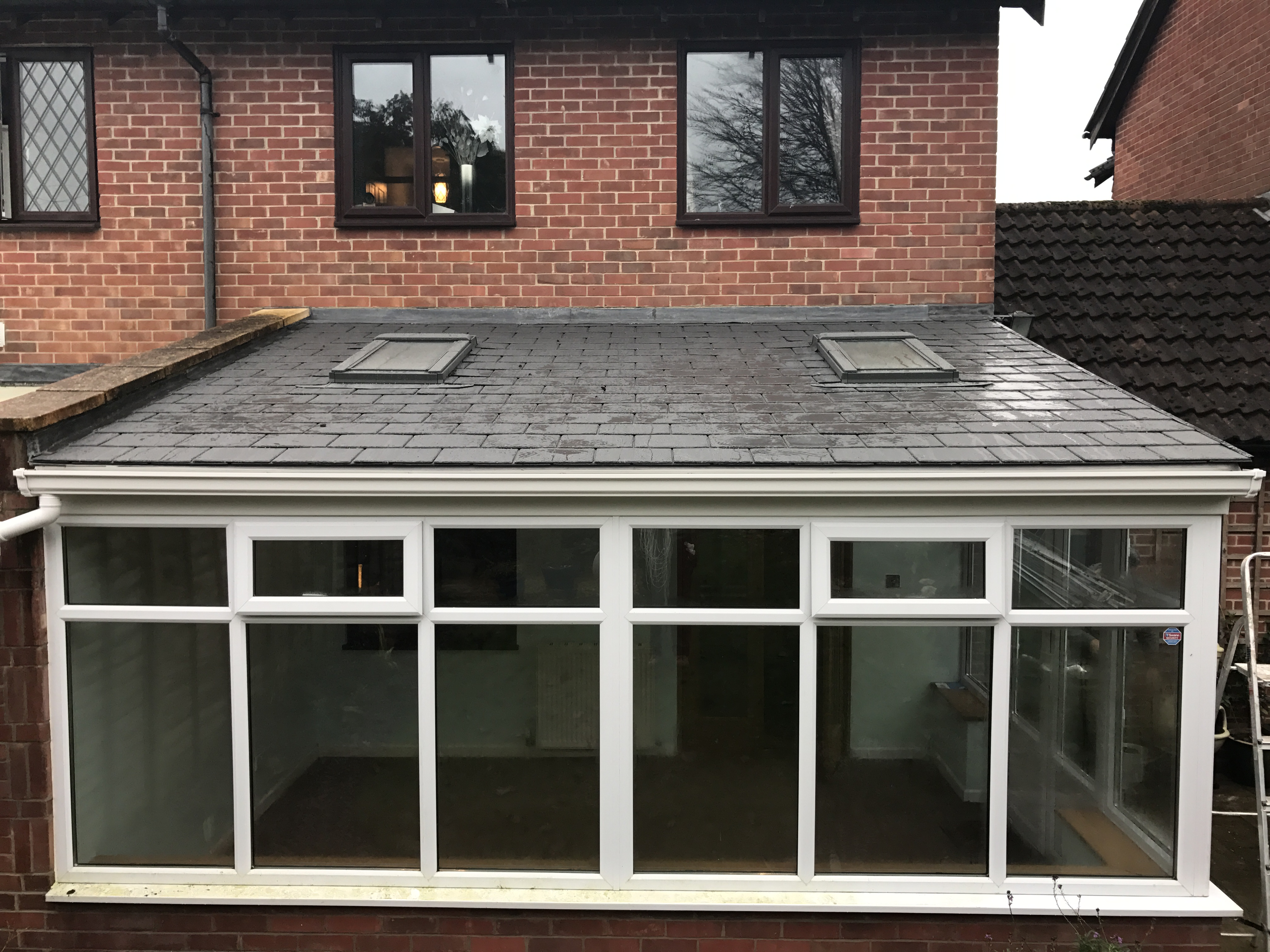 Replacement Guardian Warm Roof Conservatory